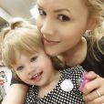 Kimberly Henderson et sa petite fille Vaida