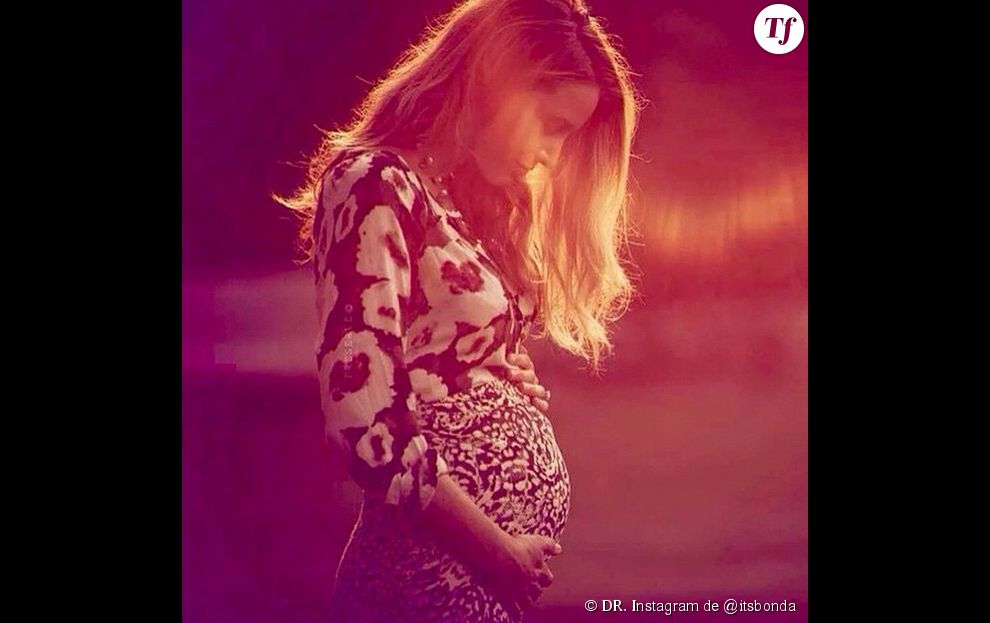 La photo annonçant la grossesse de Blake Lively