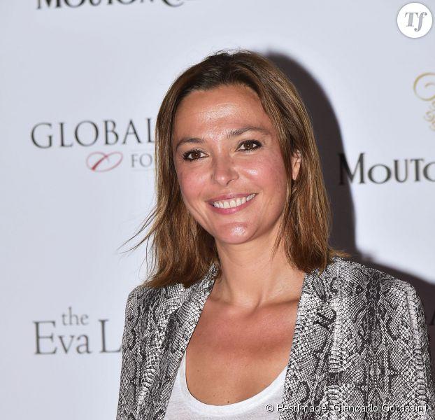 sandrine qutier je suis une maman trs protectrice - Mariage De Sandrine Quetier
