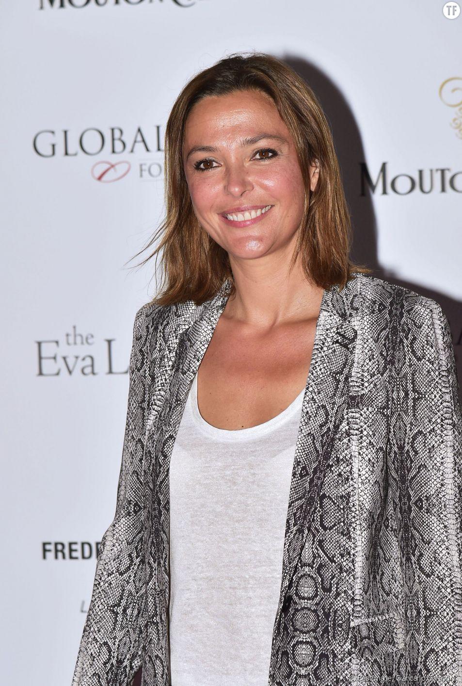 Sandrine Quétier lors du 68ème festival international du film de Cannes en mai 2015