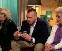 Qui veut épouser mon fils 2015 : Michaël mange une bougie en croyant avaler un macaron (vidéo)
