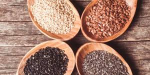 5 graines à adopter pour une alimentation healthy
