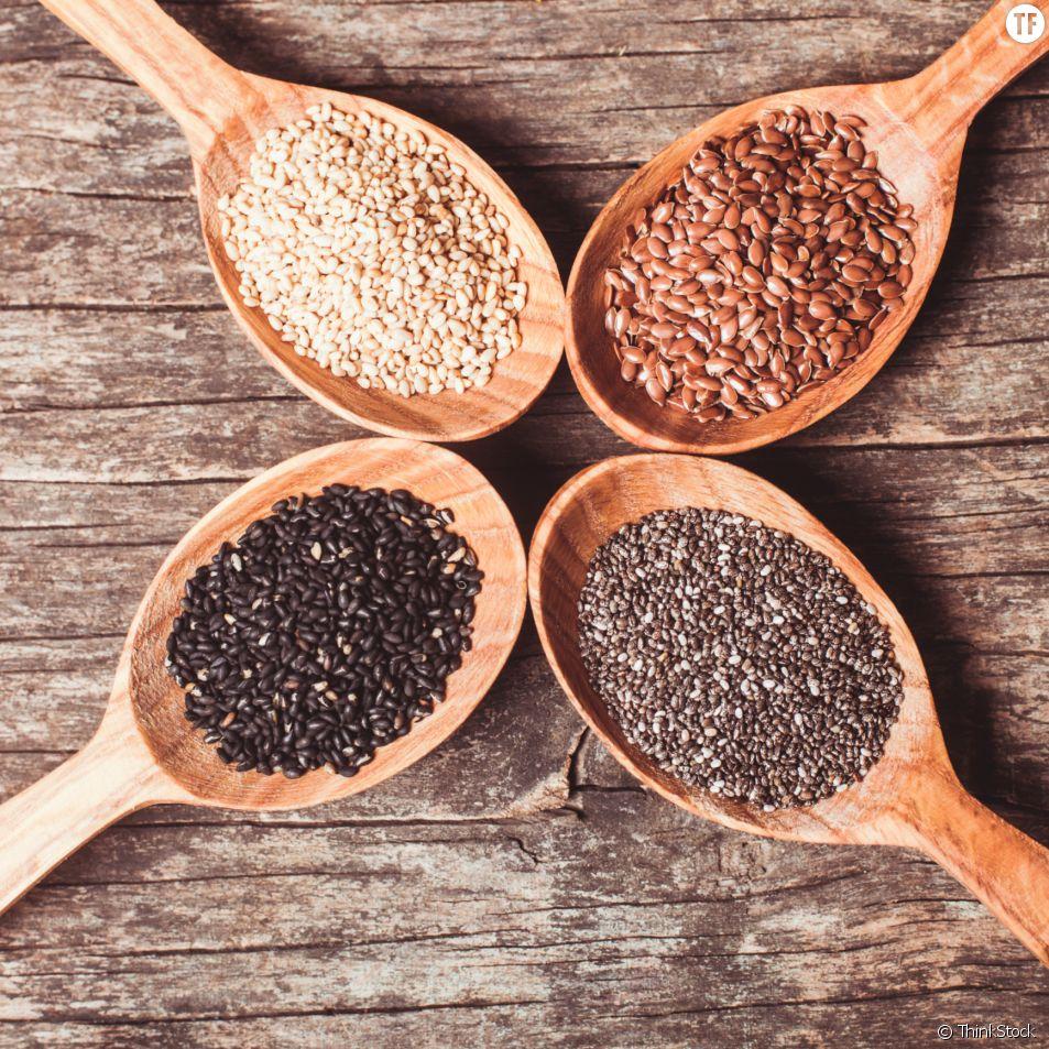 5 graines à adopter dès aujourd'hui pour une alimentation healthy