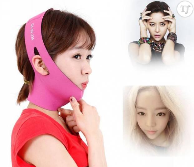 Le Korea Mask House Diamond V-Fit Mask