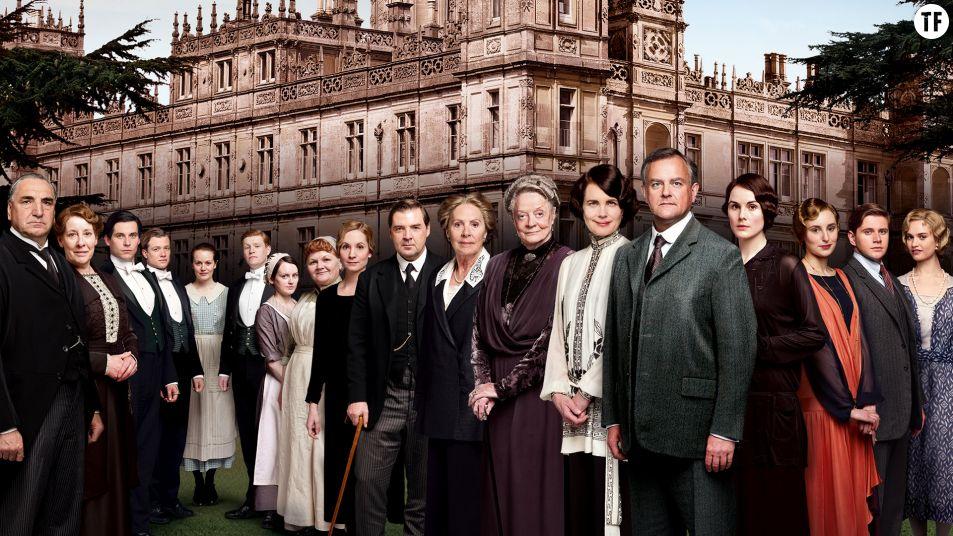 La saison 6 de Downton Abbey sera la dernière.