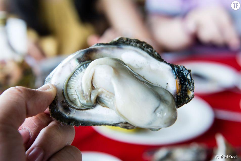 Les huîtres ne sont pas aphrodisiaques
