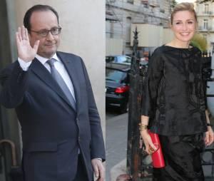François Hollande et Julie Gayet devraient passer quelques jours de vacances ensemble à partir de jeudi 6 août 2015.