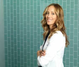 Kim Raver, qui interprétait le Dr. Teddy Altman dans Grey's Anatomy