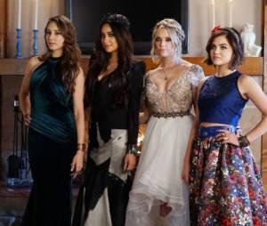 Pretty Little Liars saison 6 : à quoi ressembleront les filles après le saut dans le temps ? (photo)