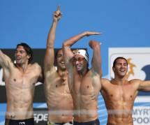 Natation-Kazan 2015 : heure et chaîne de la finale relais 4x100m quatre nages (9 août)