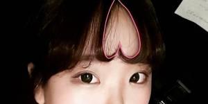 Heart-Bangs Hair : la nouvelle tendance capillaire qui affole les Coréennes