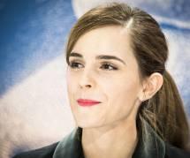 Emma Watson : elle appelle à l'égalité des sexes dans le monde de la mode