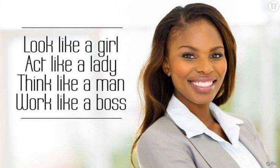 """""""Ressemble à une fille, pense comme un homme"""" : la pub sexiste de Bic fait polémique"""