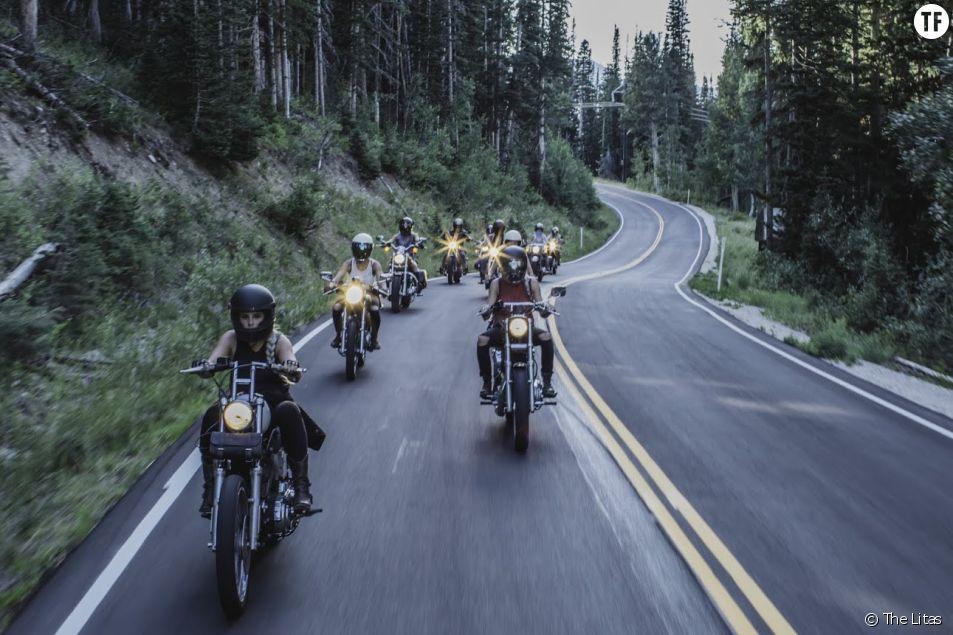 Quand les bikeuses prennent le pouvoir (et le volant)