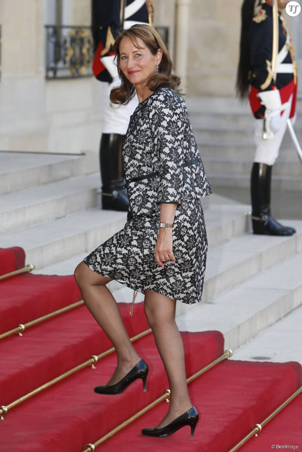 Valérie Trierweiler n'aimait pas beaucoup Ségolène Royal quand elle était en couple avec François Hollande. Mais aujourd'hui la situation semble s'être enfin apaisée.