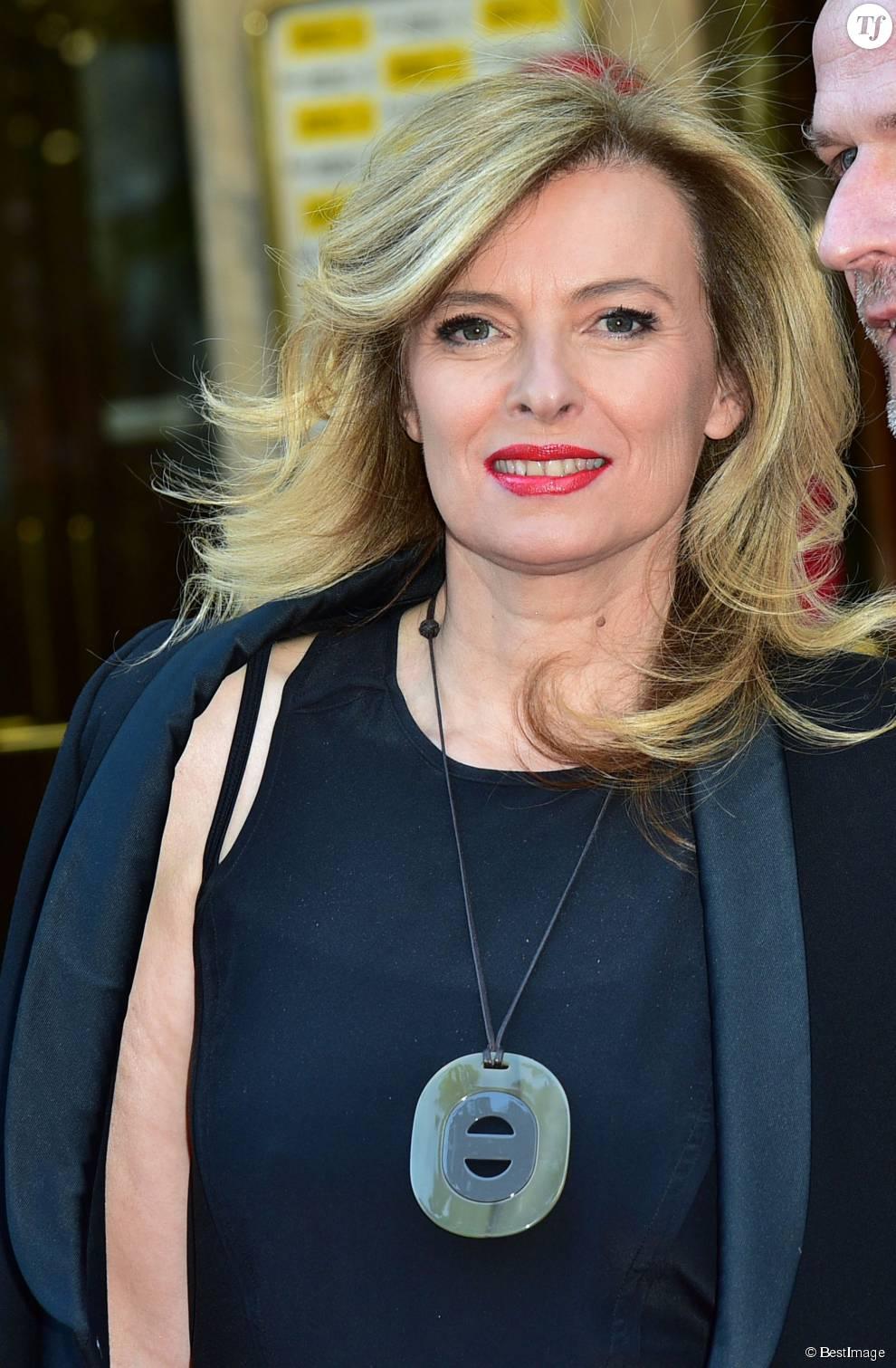 Valérie Trierweiler a fait un véritable compliment à l'intention de Ségolène Royal. Aurait-elle finalement décidée d'enterrer la hache de guerre ?