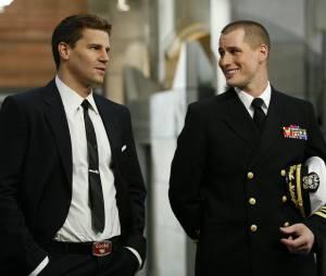 Seeley et Jared Booth dans Bones.