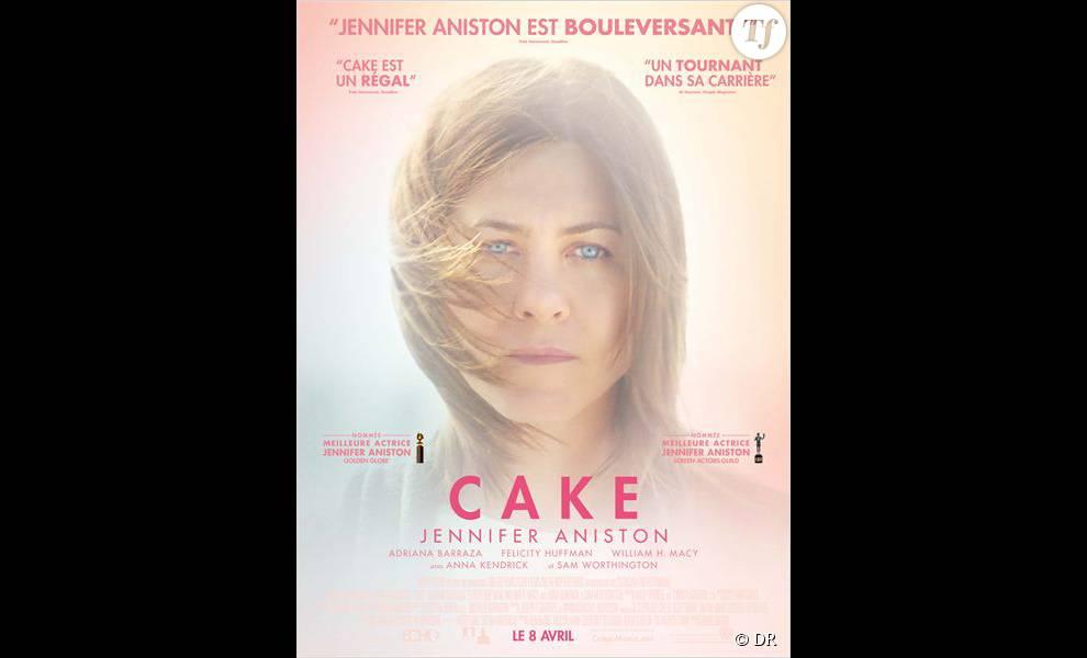 """L'affiche de """"Cake"""""""