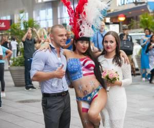Elles posent nues à Times Square et ça ne plaît pas du tout au maire de New York