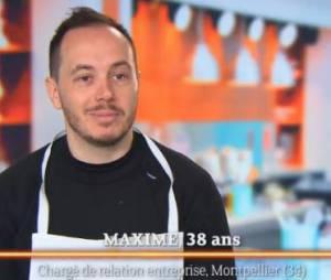 Philippe et Maxime, deux candidats en finale