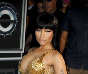 Nicki Minaj - Soirée des MTV Video Music Awards à Los Angeles le 30 aout 2015.