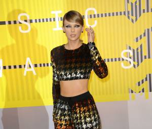 Taylor Swift - Soirée des MTV Video Music Awards à Los Angeles le 30 aout 2015.