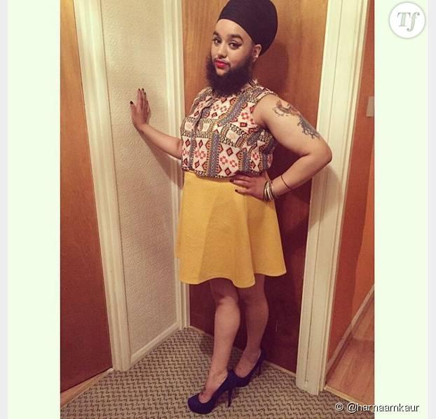 """Résultat de recherche d'images pour """"la femme à la barbe Harnaam Kaur"""""""