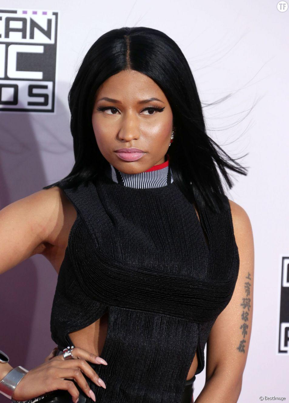 Nicki Minaj a évoqué son avortement dans le magazine Rolling Stone