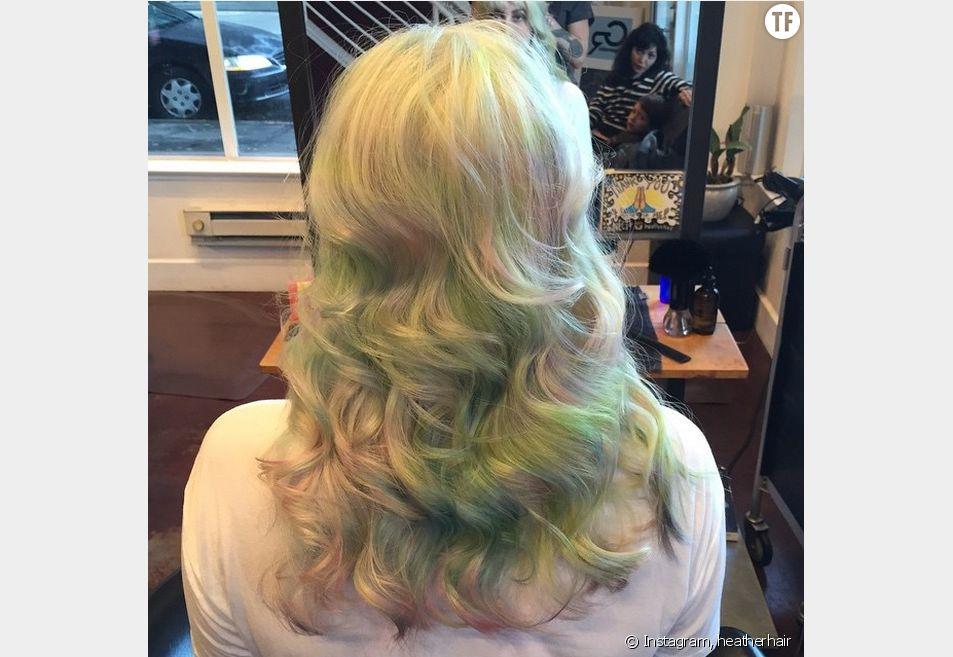 """L' """"Opal Hair"""" est la nouvelle tendance capillaire de la rentrée."""