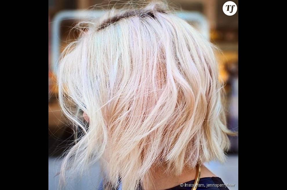 """L' """"Opal Hair"""" ne devrait pas mettre longtemps à remplacer les simples colorations pastels."""