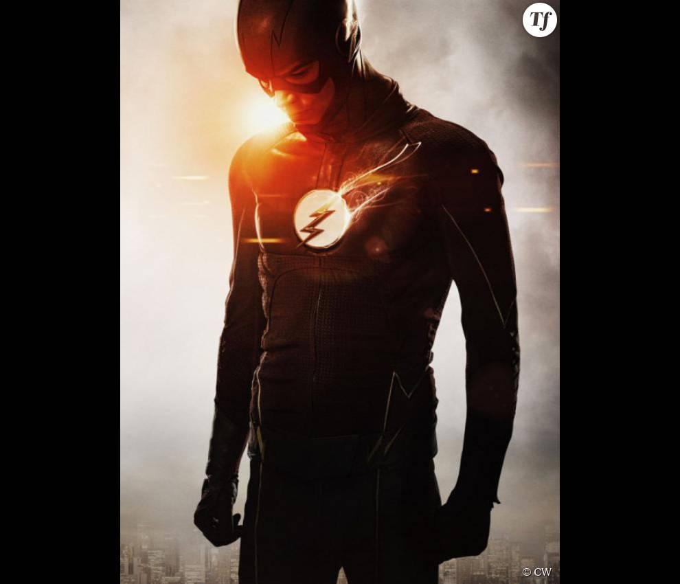 Flash dévoile son nouveau costume dans la saison 2