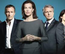 Les hommes de l'ombre : pas de saison 4 pour la série avec Carole Bouquet