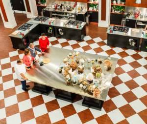 La cuisine de Masterchef 2015