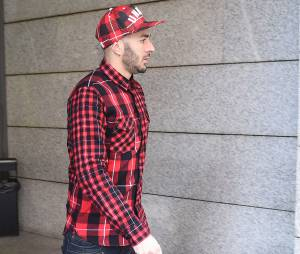 Karim Benzema est allé au tribunal de Alcobendas à Madrid, le 3 mars 2015.