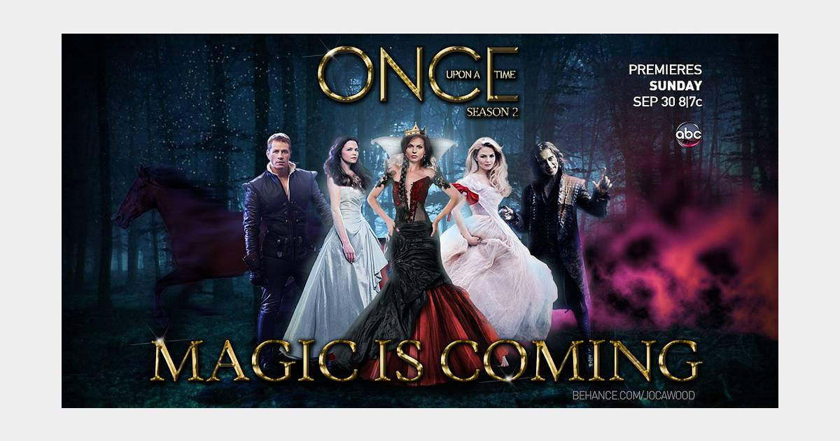 Once upon a time saison 5 arrive for Deco 6ter replay