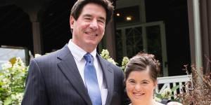 """""""Chère Jillian"""" : la lettre touchante d'un papa qui marie sa fille trisomique"""