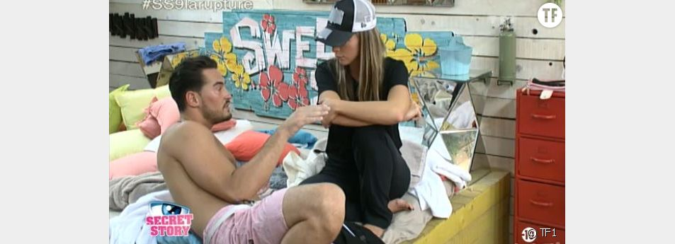 Emilie annonce à Rémi qu'elle veut rompre