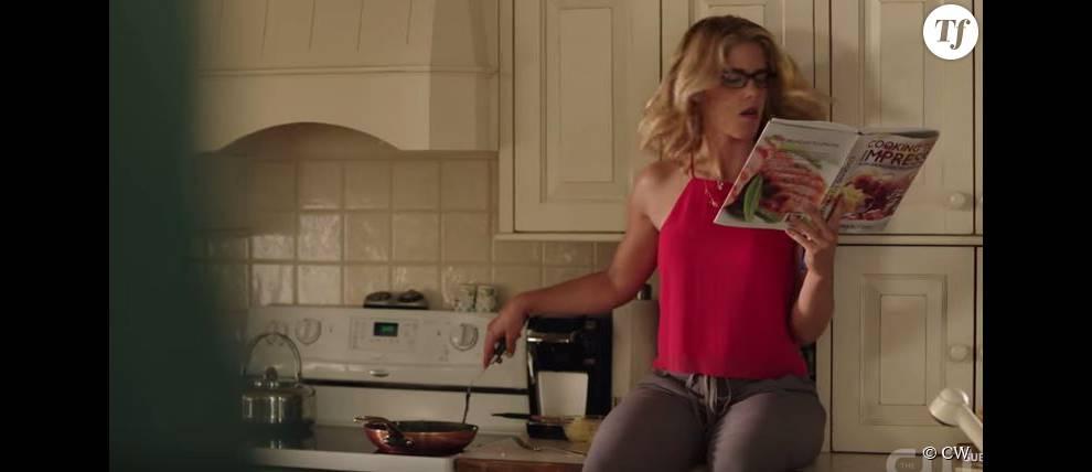 Felicity dans Arrow Saison 4