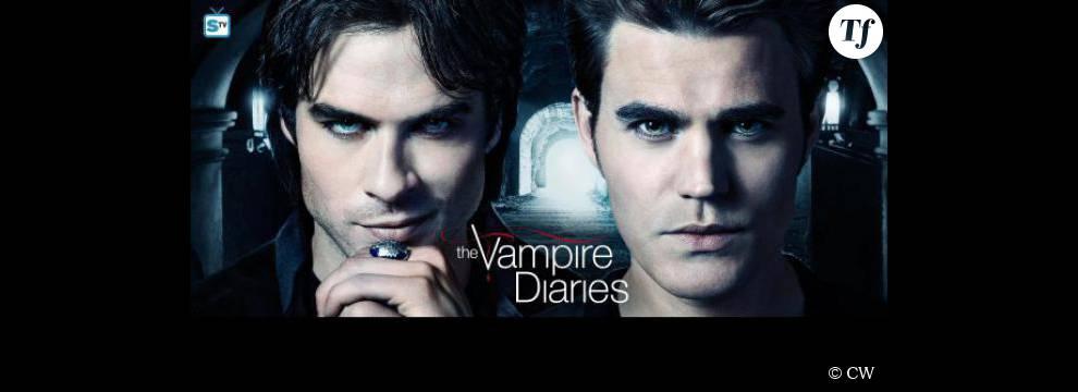 Affiche promo de Vampire Diaries Saison 7