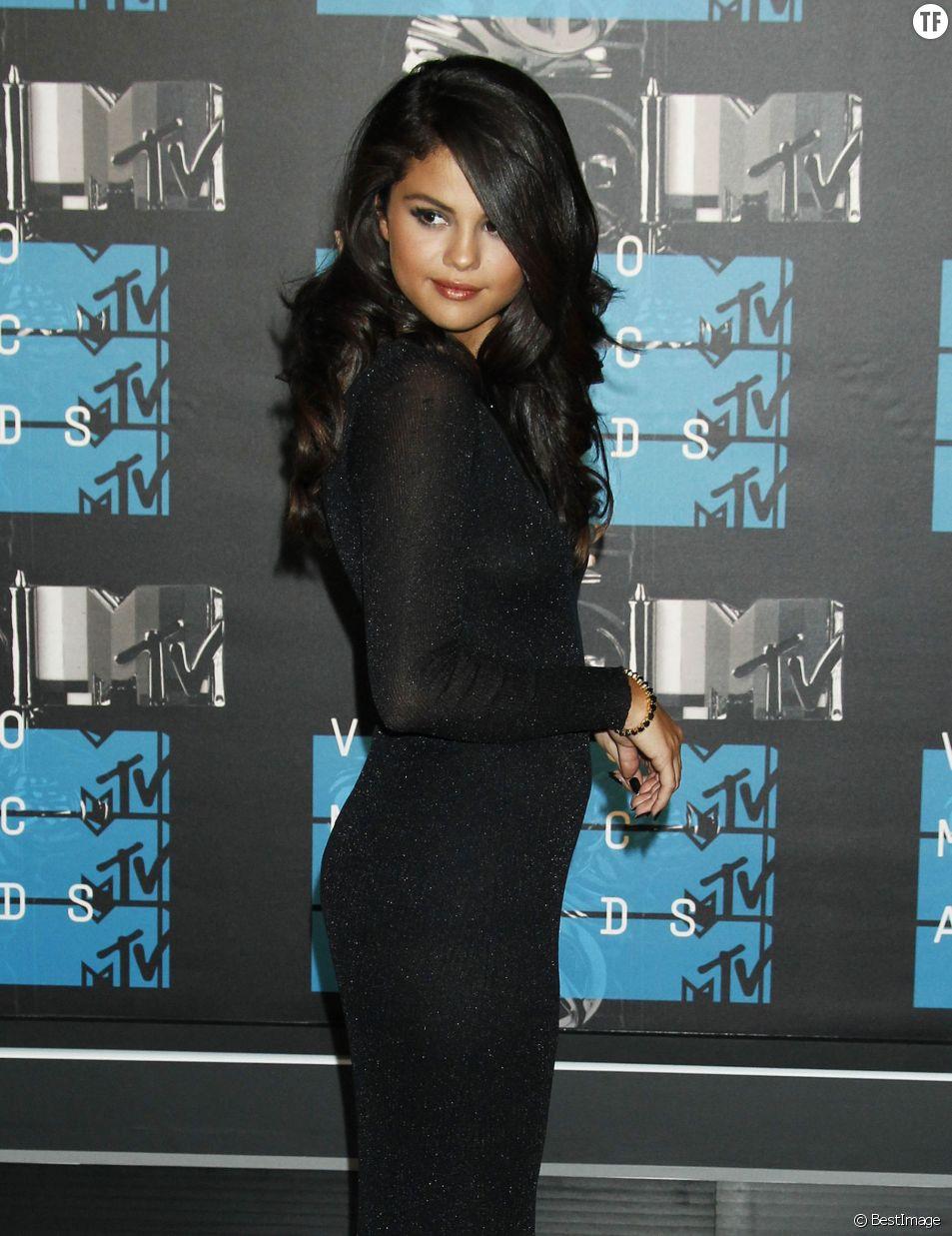 Selena Gomez - Soirée des MTV Video Music Awards à Los Angeles le 30 aout 2015.