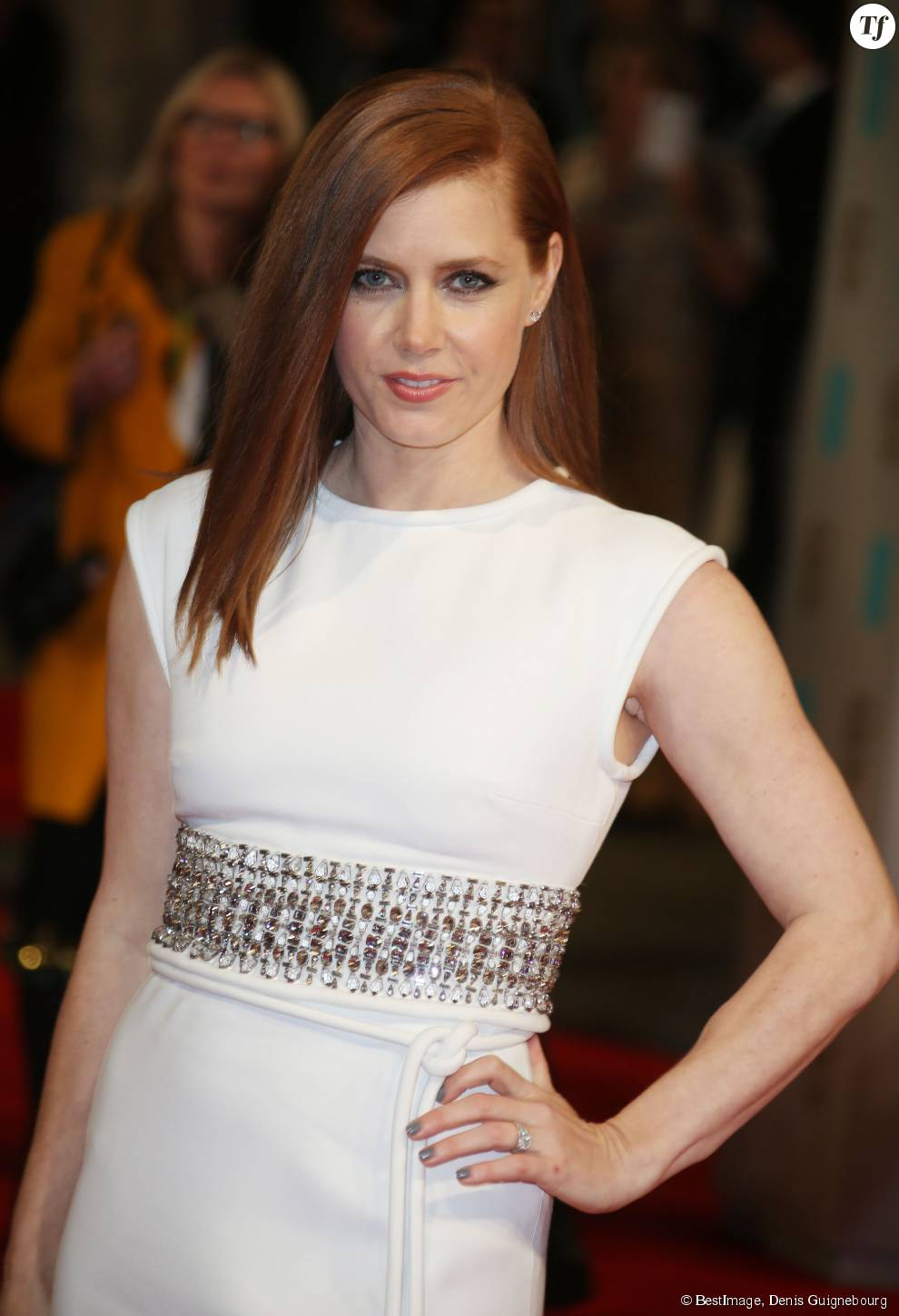 Le roux chaud d'Amy Adams