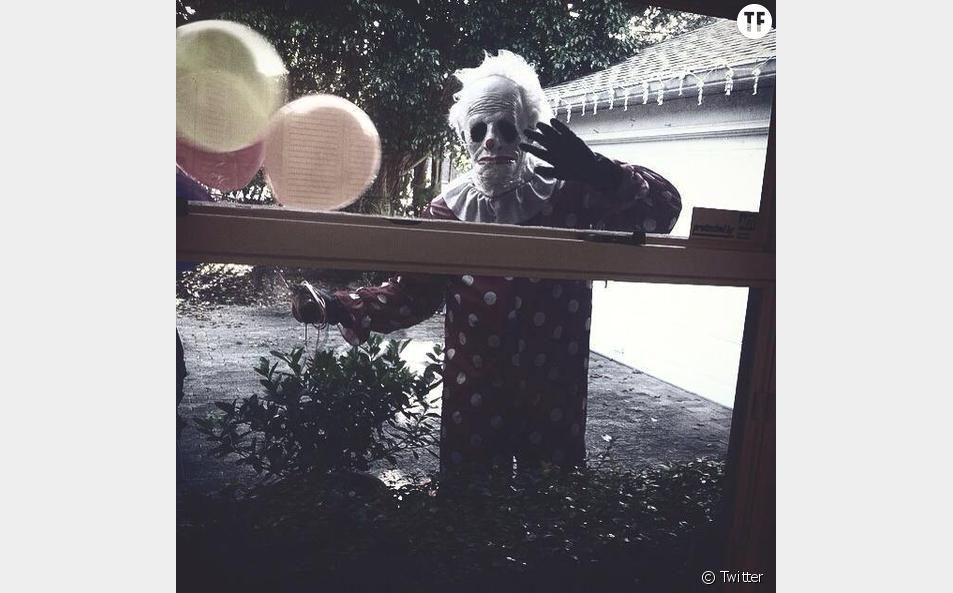 Wrinkles, le clown qui traumatise les enfants