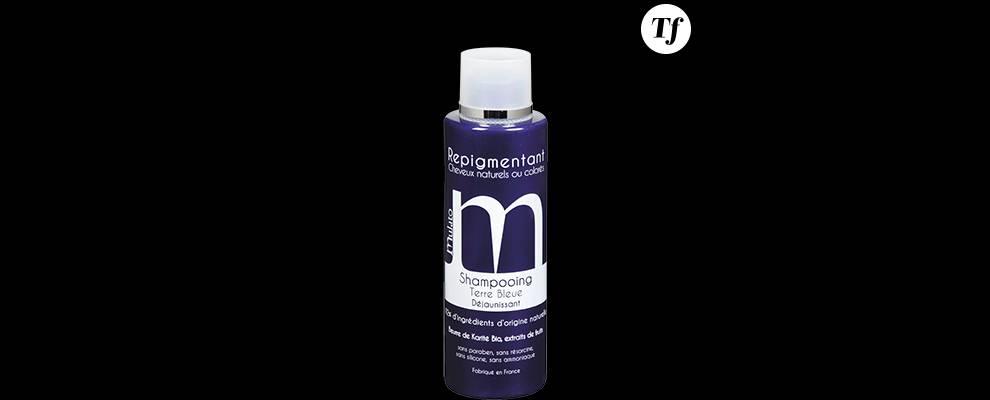 shampoing repigmentant Terre Bleue de Mulato,  15 euros