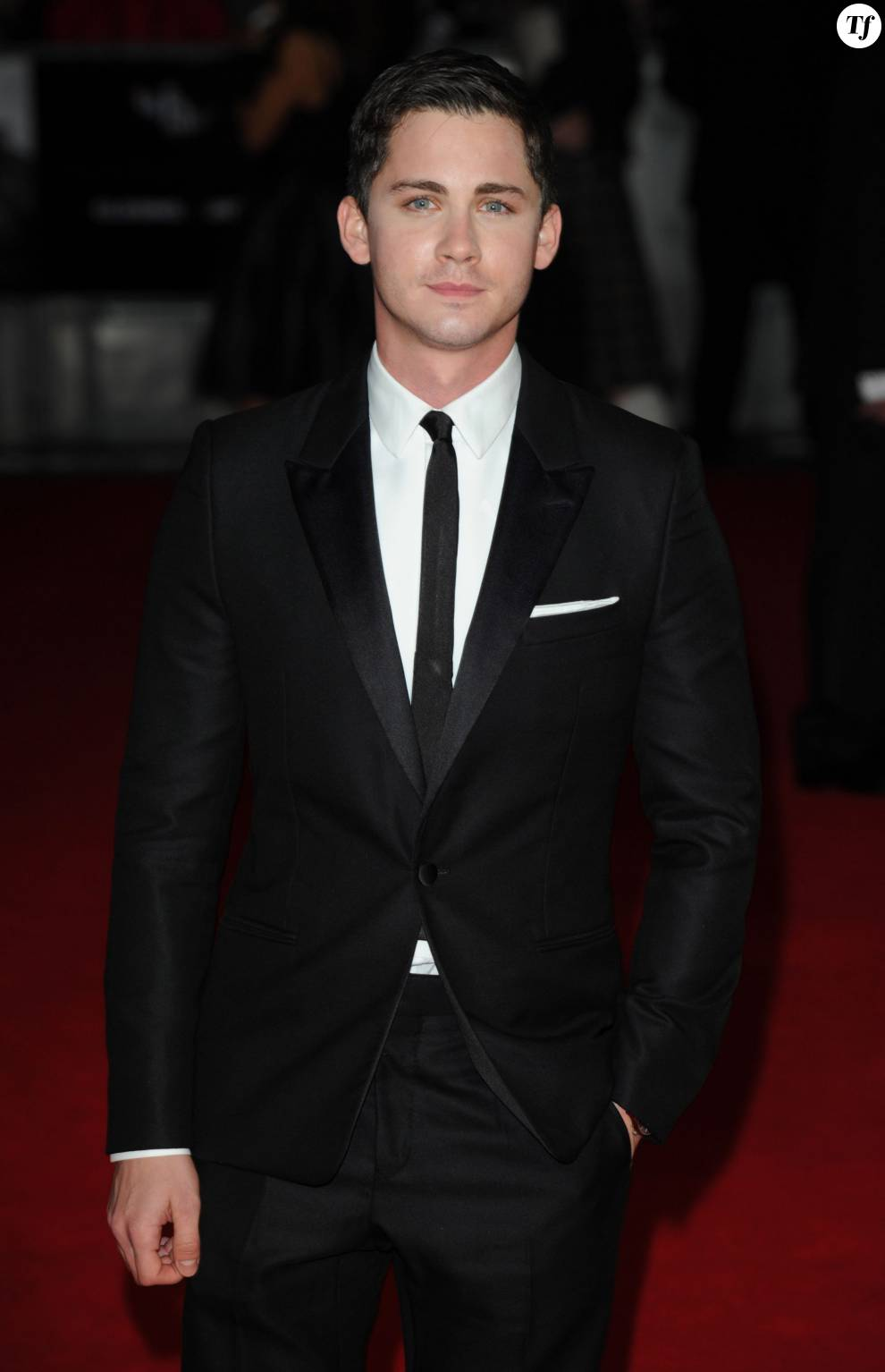 Logan Lerman, la star des films Percy Jackson