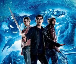 Affiche du film Percy Jackson : La mer des monstres