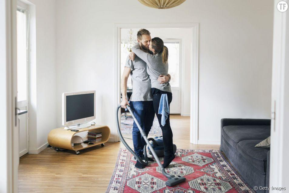 Les hommes qui font le ménage sont des super bons coups - Terrafemina