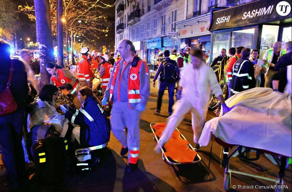 Photos des attentats du 13 novembre 2015 : les survivants du Bataclan
