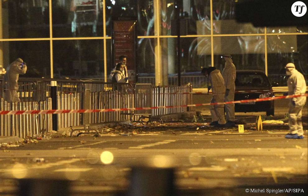 Photos des attentats du 13 novembre 2015 : la police commence son enquête aux abords du Stade de France