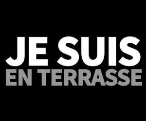 #JeSuisEnTerrasse, #TousAuBistrot : les slogans de la résistance parisienne