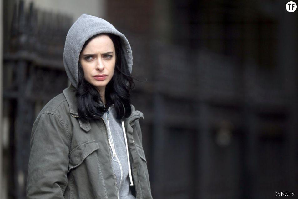Jessica Jones, la nouvelle héroïne Marvel interprétée par Krysten Ritter